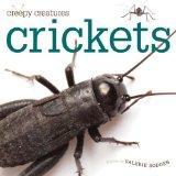 Creepy Creatures: Crickets (Creepy Creatures (Creative Education Paperback)_)