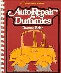 Auto Repair for Dummies,revised