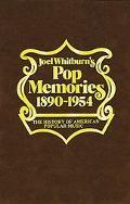 Joel Whitburn's Pop Memories 1890-1954 The History of American Popular Music
