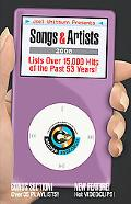 Joel Whitburn Presents Songs and Artists: The Essential Music Guide for Your Ipod and Other ...