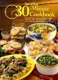 Taste of Home 30-Minute Cookbook