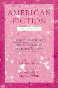 American Fiction The Best Unpublished Stories by Emerging Writers