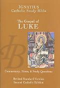 Gospel of Luke The Ignatius Study Guide