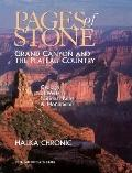 Pages of Stone Geology of Western National Parks and Monuments Grand Canyon and the Plateau ...