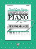 David Carr Glover Method for Piano / Performance, Pri
