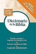 Diccionario De La Biblia: Serie Referencias de bolsillo (Nelson's Pocket Reference)