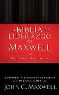 Biblia De Liderazgo/Leadership Bible