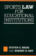 Sports Law for Educational Institutions