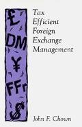 Tax Efficient Foreign Exchange Management