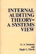 Internal Auditing Theory A Systems View