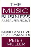 Music Business-A Legal Perspective Music and Live Performances