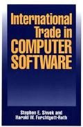 International Trade in Computer Software