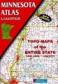 Minnesota Atlas+gazetteer