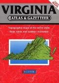 Virginia Atlas and Gazetteer
