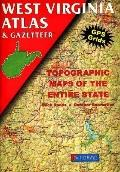 West Virginia Atlas & Gazetteer