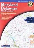 Maryland and Delaware Atlas & Gazetteer