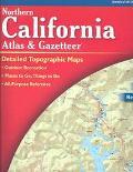 Northern California Atlas & Gazetteer
