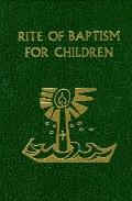 Rite of Baptism for Children/No. 136/22