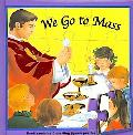 We Go to Mass (St. Joseph Puzzle Books Series)