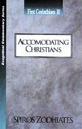 Accommodating Christians First Crinthians 10