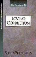 Loving Correction First Corinthians 16