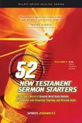52 New Testament Sermon Starters