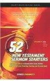 52 New Testament Sermon Starters (Pulpit Helps Outline Series) FOUR VOLUME SET