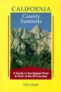 California County Summits