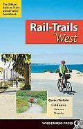Rail-Trails West: The Official Rails-To-Trails Conservancy Guidebook