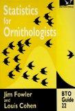 Statistics for Ornithologists (BTO Guides)