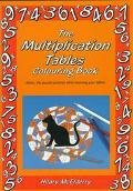 Multiplication Tables Colouring Book  Solve the Puzzle Pictures While Learning Your Tables
