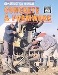 Construction Manual Concrete and Formwork