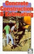 Concrete Construction+estimating