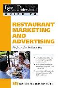 Restaurant Marketing and Advertising For Just a Few Dollars a Day