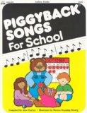 Totline Piggyback Songs for School