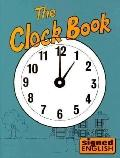 Clock Book in Signed English