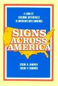 Signs Across America A Look at Regional Differences in American Sign Language