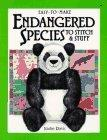 Easy-To-Make Endangered Species to Stitch & Stuff