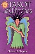Tarot of the Witches Book The Only Complete and Authentic Illustrated Guide to the Spreading...