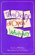 Diary of Opal Whiteley