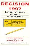Decision 1997 Constitutional Change in New York
