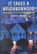 It Takes a Neighborhood Strategies to Prevent Urban Decline