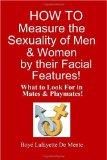 How to Measure the Sexuality of Men & Women by Their Facial Features