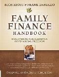 Family Finance Handbook Discovering The Blessings Of Financial Freedom