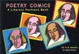 Poetry Comics: A Literary Postcard Book