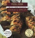 Food and Wine Magazine's Quick from Scratch: Herbs and Spices - Food and Wine Magazine - Har...