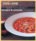Quick from Scratch Soups & Salads