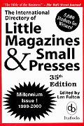 International Directory of Little Magazines & Small Presses 1999-00