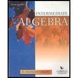 Intermediate Algebra: Fifth Edition