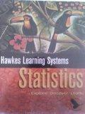 Hawkes Learning Systems Statistics (Esplore, Discover, Learn /HLS Statistics Bundle)